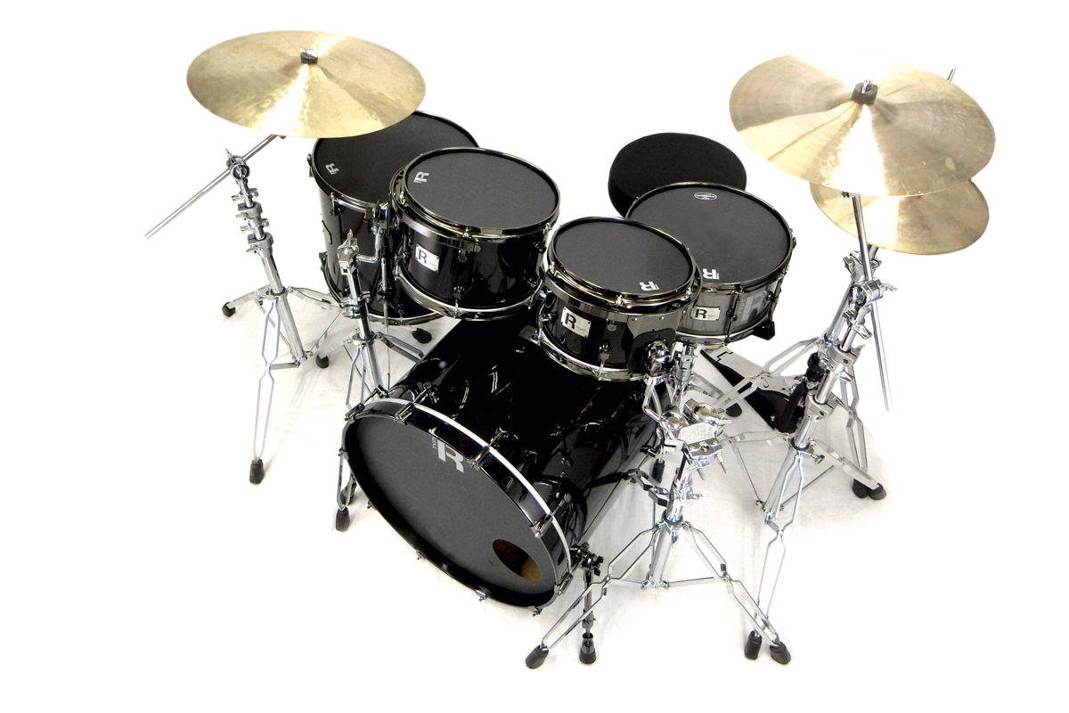 Type-R Drum Kit