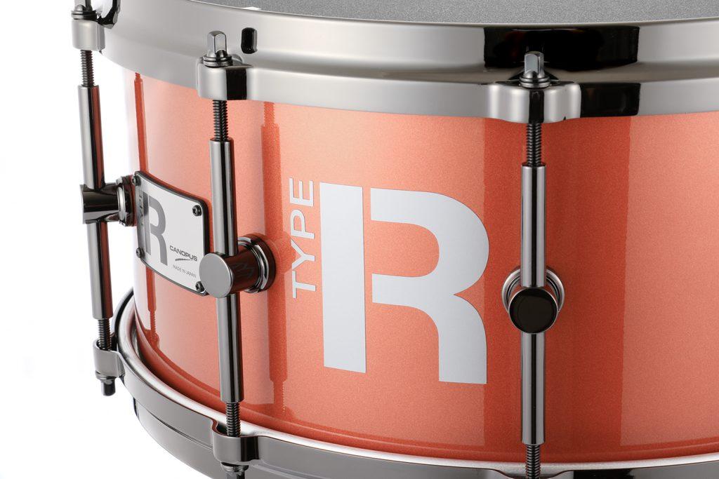 Type-R Maple 10ply BULLET Corona Metallic Lacquer