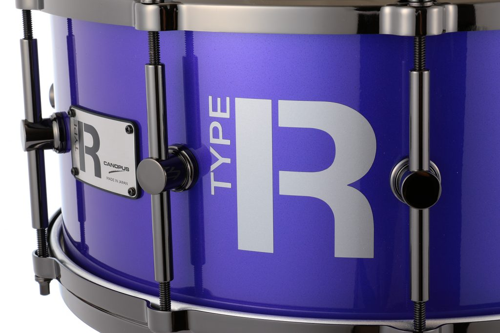 Type-R Maple 10ply BULLET Galaxy Metallic Lacquer