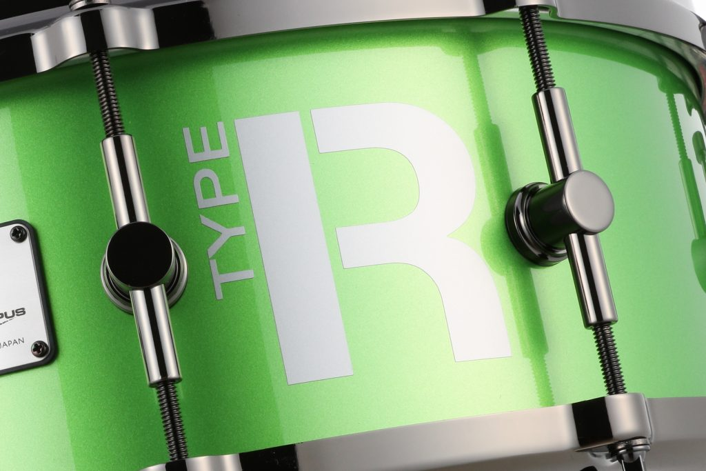 Type-R [タイプR] メイプル BULLET MTR-1455 LUSH METALLIC